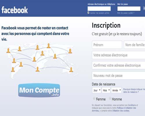 accueil facebook.com
