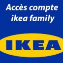 accès compte ikea family