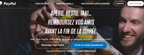 site paypal.com