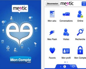 application meetic telecharger