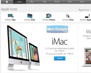 compte Apple Store