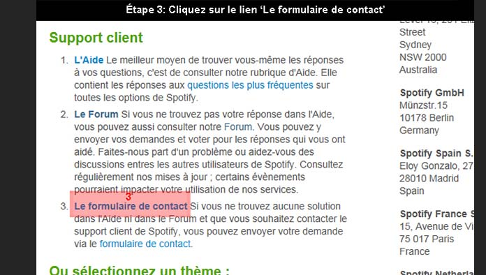 contact contact spotify