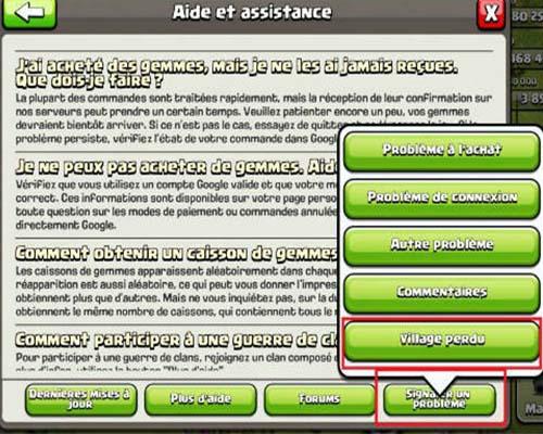 jeu clash of clans gratuit