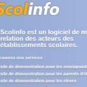 accès compte scolinfo