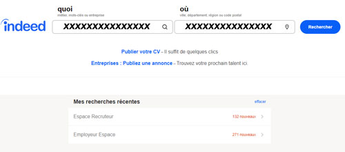 site emploi www.indeed.fr
