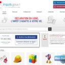 déclarer mes impôts sur www.impots.gouv.fr