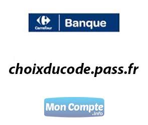 carte pass banque carrefour