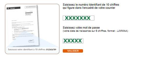 se connecter à choixducode.pass.fr carrefour banque