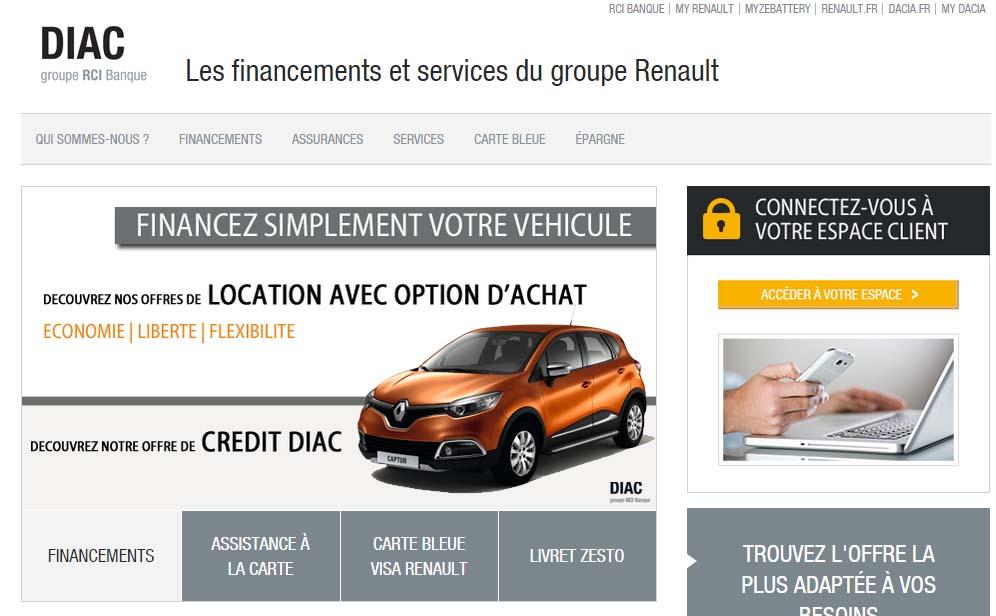 Www Diac Fr Espace Client Acces Mon Compte Diac Remboursements