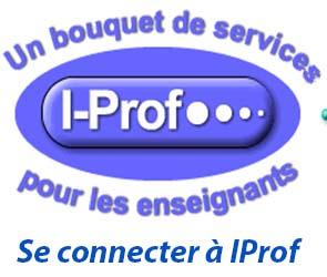 connexion à i-prof