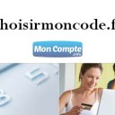 Choix mon code But Conforama