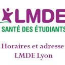 LMDE Lyon contact et horaire