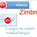AliceWebmail Zimbra