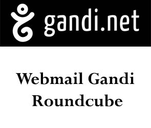 webmail gandi