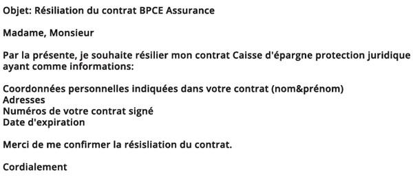 Lettre Type Resiliation Assurance Protection Juridique Florent Poujol