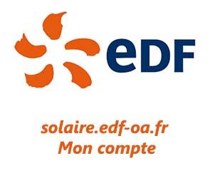 www edf oasolaire fr facture. Black Bedroom Furniture Sets. Home Design Ideas