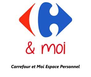 Carrefour et Moi Espace Personnel
