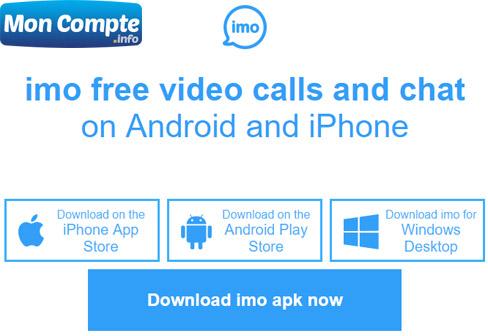 Télécharger imo app