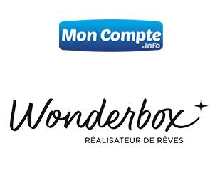wonderbox espace personnel