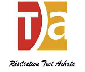 Résiliation Test Achats en ligne
