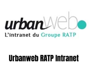 RATP Urbanweb webmail