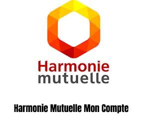 harmonie-mutuelle.fr Mon compte