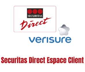 Espace client securitas direct for Alarme verisure securitas direct