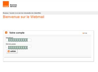 Webmail Orange Business