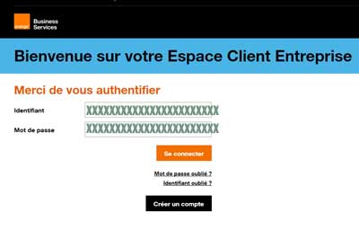orange business espace client