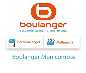 connexion boulanger electromenager et multimedia compte