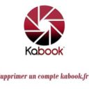 comment supprimer compte kabook