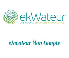 ekwateur Mon Compte