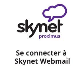 Se connecter à Skynet Webmail