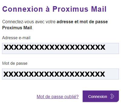 Skynet Webmail Connexion