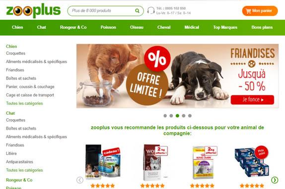 mon compteZooplus.fr