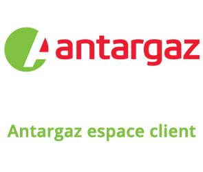 connexion Antargaz espace client