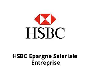 hsbc épargne salariale entreprise en ligne