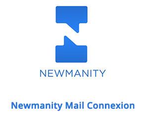 connexion Newmanity Mail en français