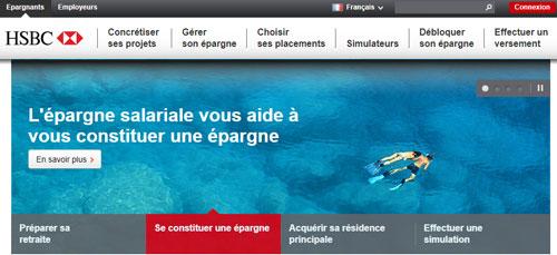 HSBC Epargne Entreprise