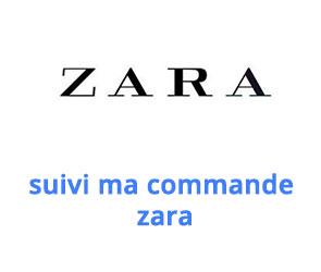 suivre ma commande zara