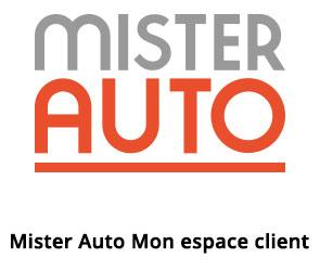 Mister Auto Mon compte mes commandes