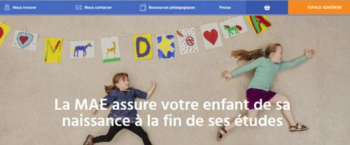 site officiel www.mae.fr