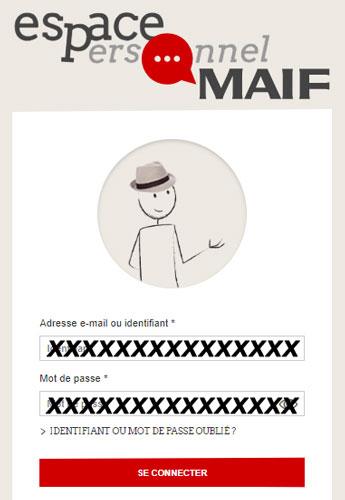 Parnasse Maif Espace Personnel Adhérent