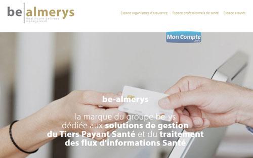 accueil www.Almerys.com