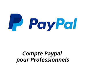 ouvrir compte Paypal Pro