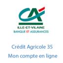 Crédit Agricole 35 Mon compte en ligne