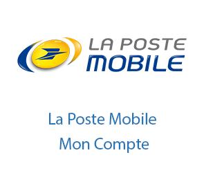 La Poste Mobile Espace client, régler facture