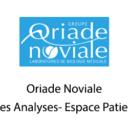 oriade noviale mes résultats d'analyses sur internet