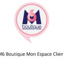connexion à M6 Boutique Mon Espace Client