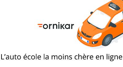 ornikar : auto école pour réserver et apprendre votre permis